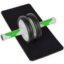 Fitnesstraining zu Hause - Der AB Roller von Ultrasport für eine starke Bauchmuskulatur