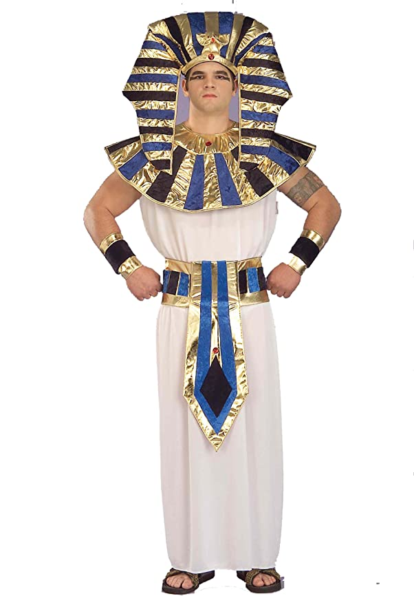 Forum Super Tut Deluxe Costume, White, Standard