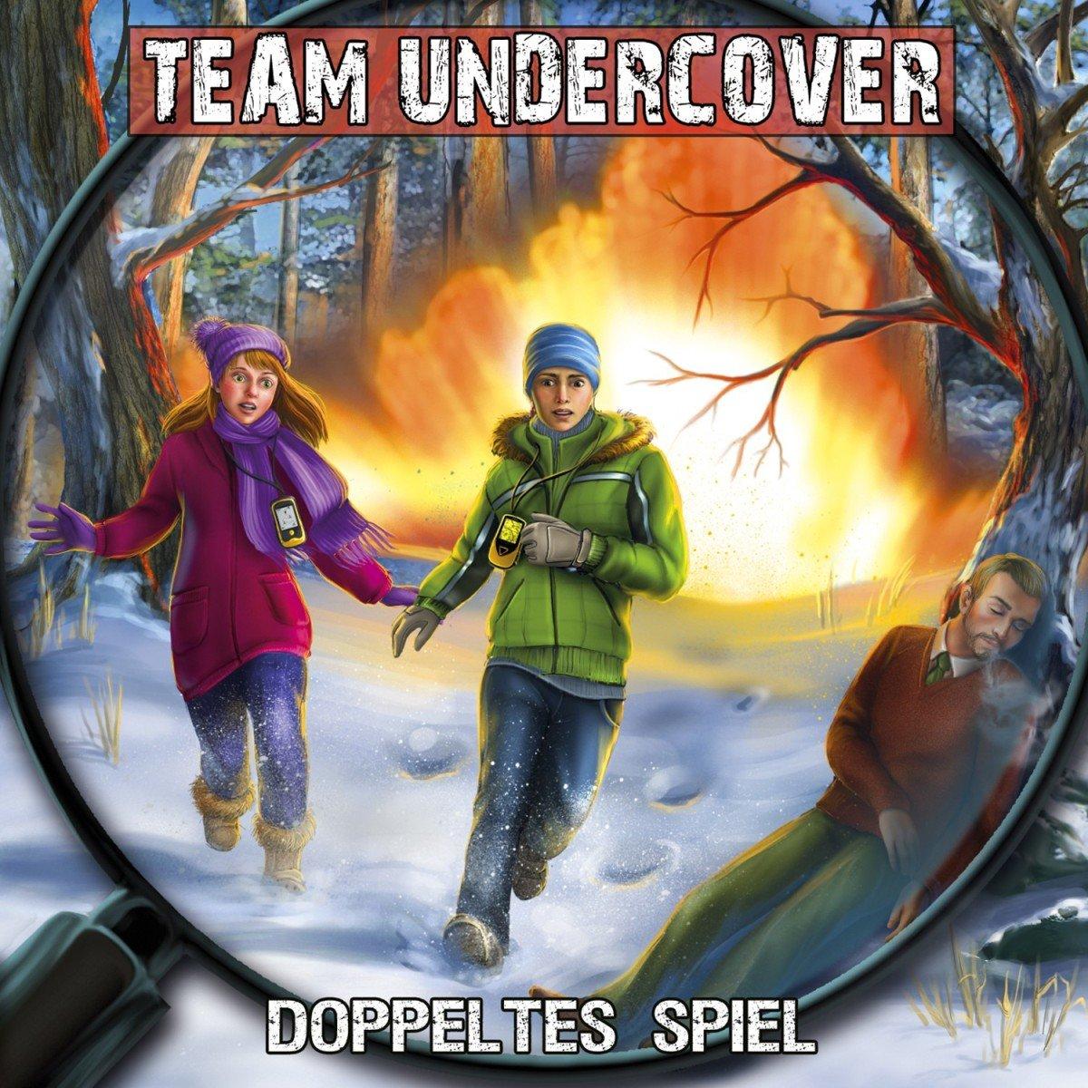Team Undercover (7) Doppeltes Spiel (Contendo Media)