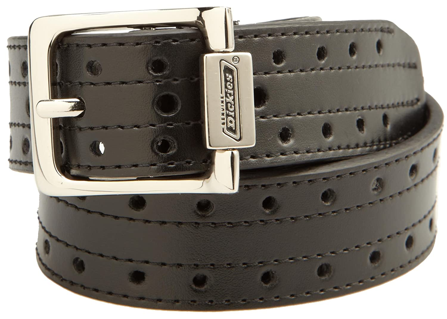 Dickies Boys Casual Belt With Two Row Perforation