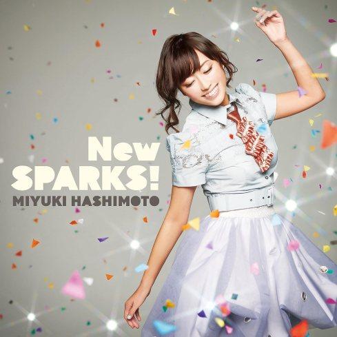 [Single] Miyuki Hashimoto 橋本みゆき – New Sparks! (FLAC)(Download)[2014.01.22]