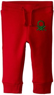 Red Color Track Pant from UCB