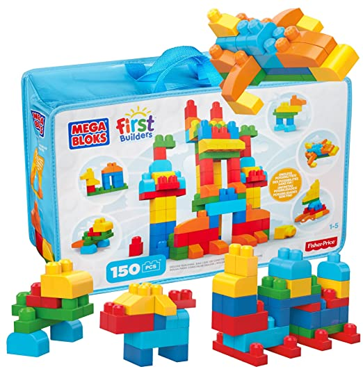 Mega Bloks First Builders Deluxe Building Bag