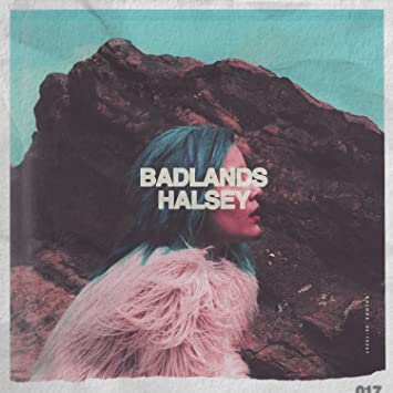 "Halsey ""BADLANDS"""