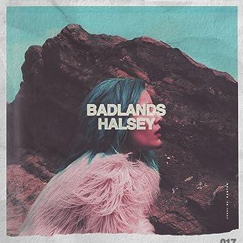 "Halsey ""BADLANDS"""