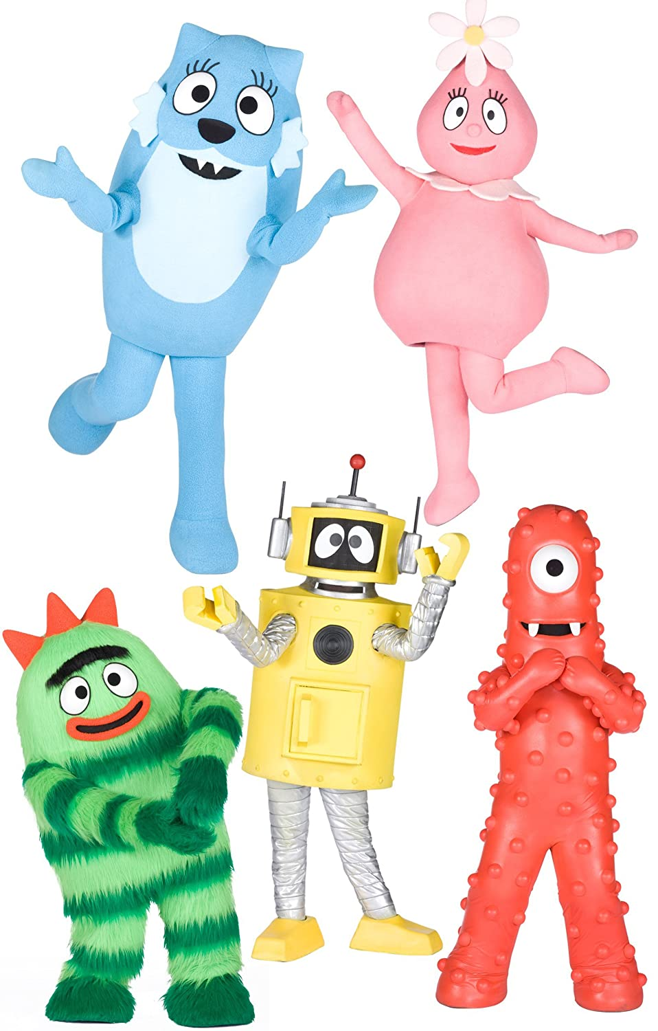 Yo Gabba Gabba Love My Family