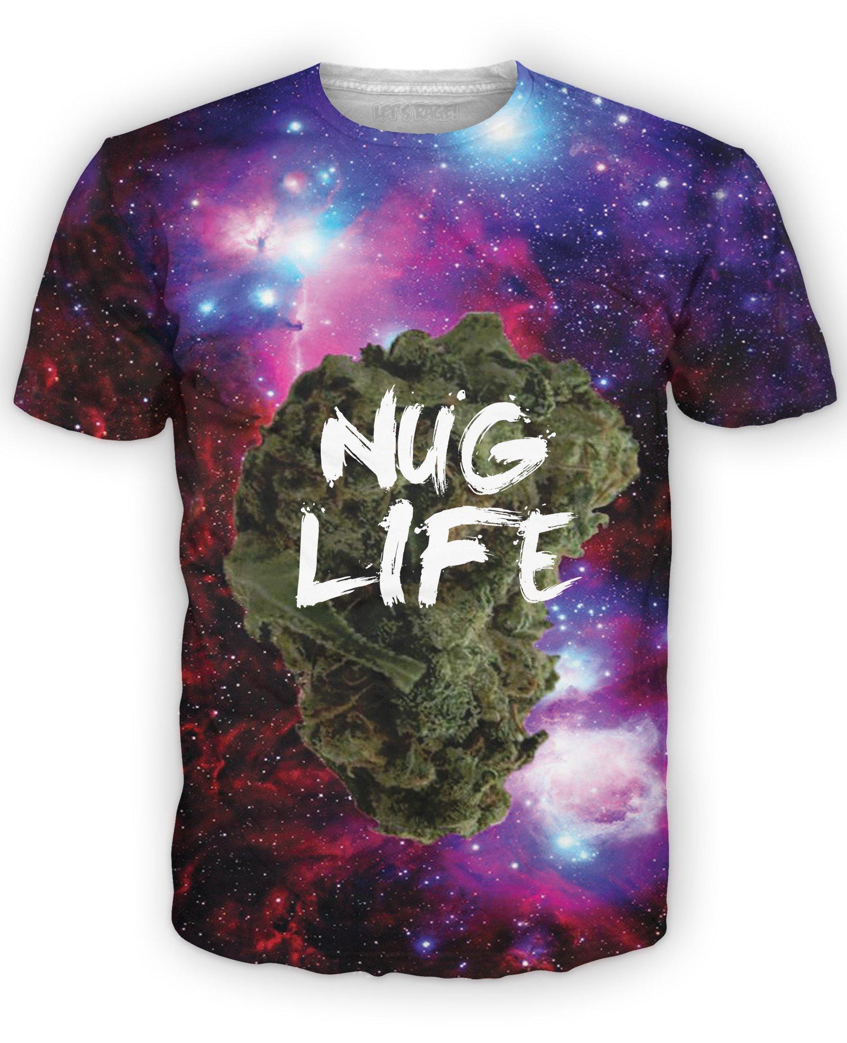 RageOn Men's Nug Life T-Shirt