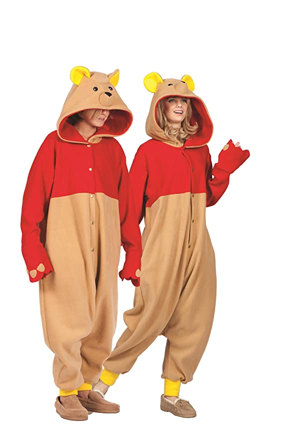 RG Costumes Honey Bear, Tan, Red/Yellow, One Size