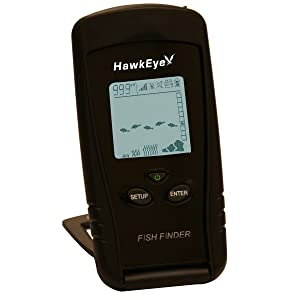 best handheld fish finder under 100