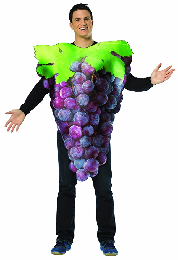 Rasta Imposta Get Real Purple Grapes, Purple, Standard