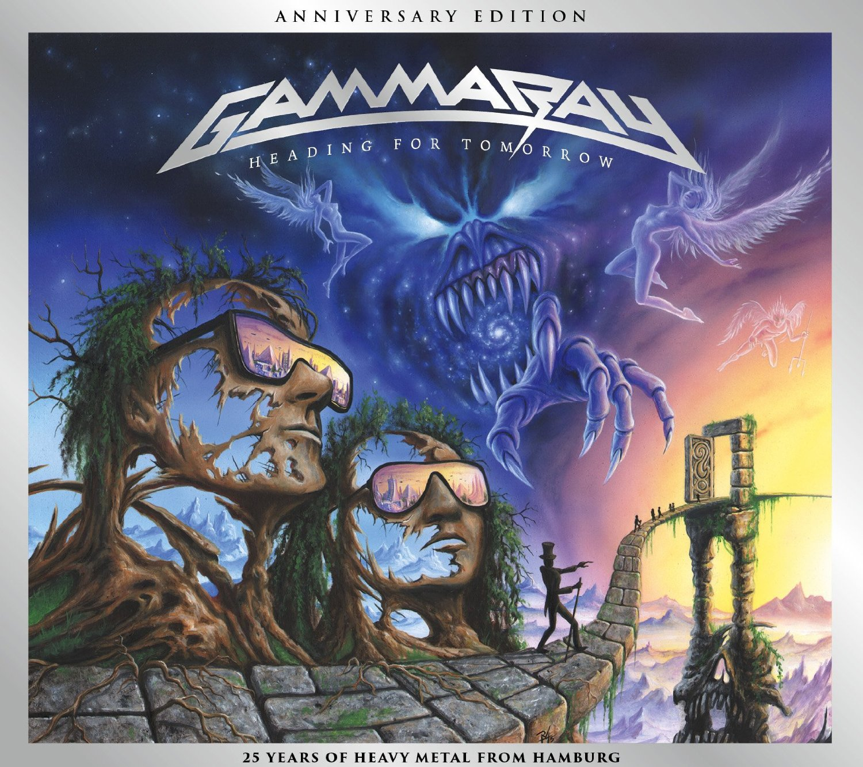 GAMMA RAY Heading For Tomorrow (Anniversary Edition)