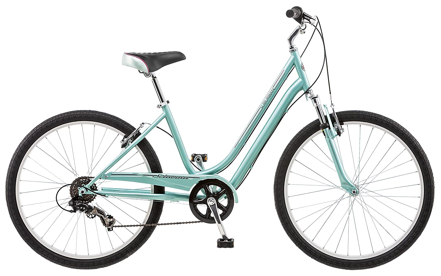 Schwinn Women's Suburban Bike, 26-Inch, Mint