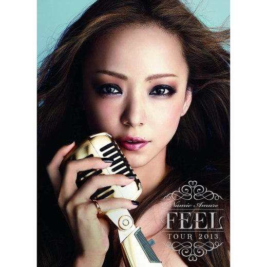 [ISO / Blu-Ray] Namie Amuro 安室奈美恵 – Namie Amuro FEEL Tour 2013 (Download)[2014.02.26]