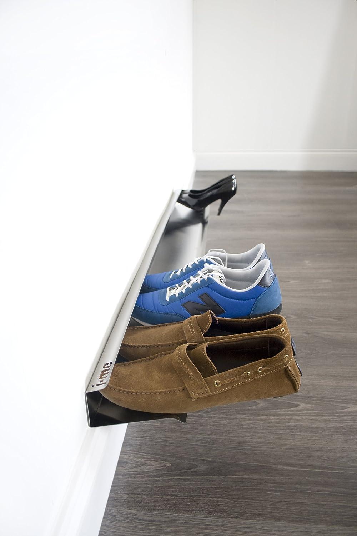 Tall Narrow Wooden Shoe Rack