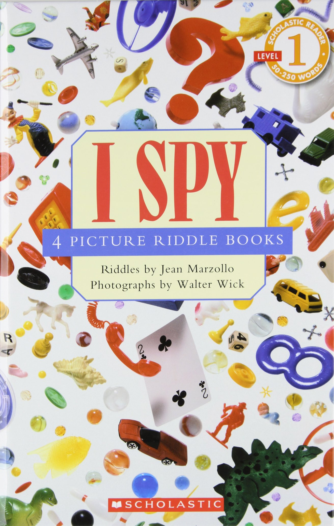 Free I Spy Game Printables And Activities