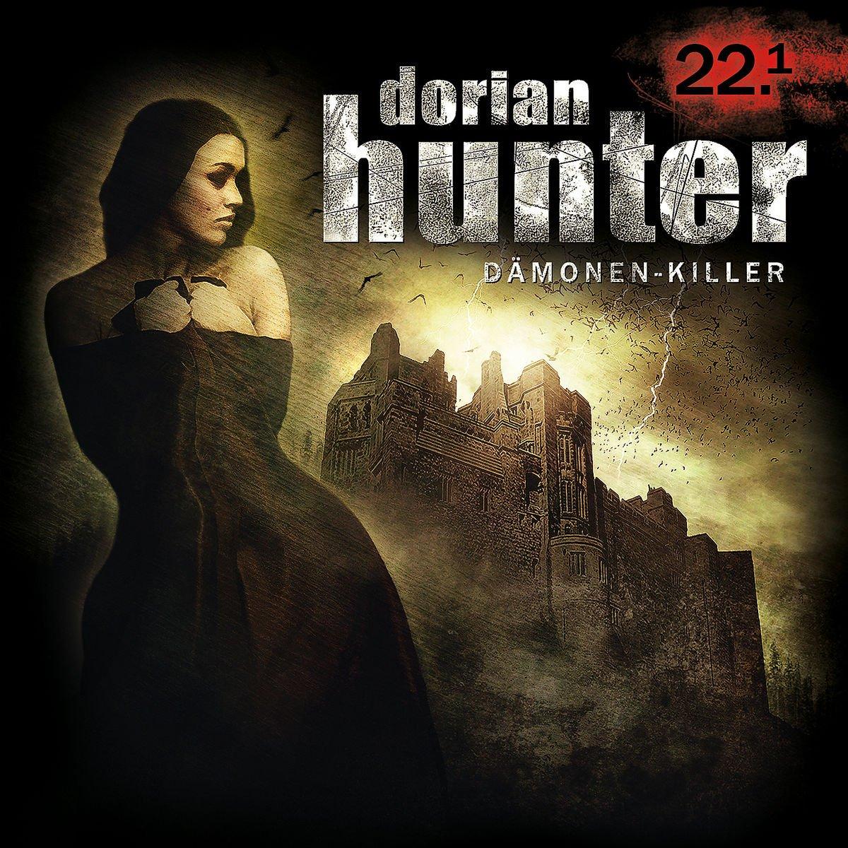 Dorian Hunter (22.1) Esmeralda - Vergeltung (Folgenreich)