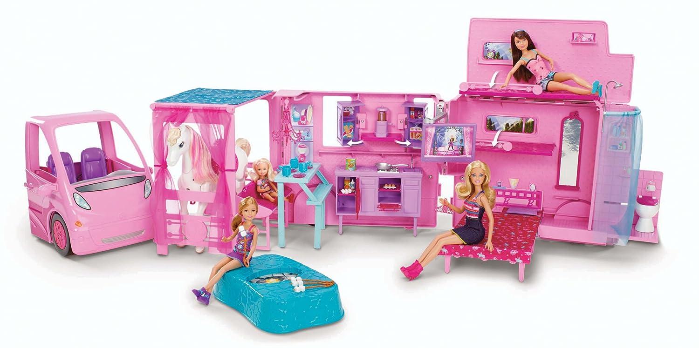 details about barbie rv camper van new amp sealed