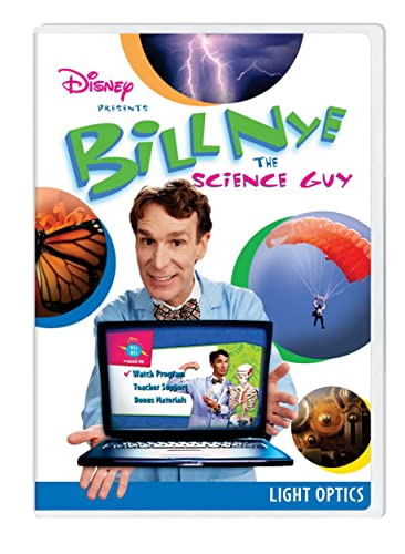 Bill Nye the Science Guy: Light Optics Classroom Edition [Interactive DVD]