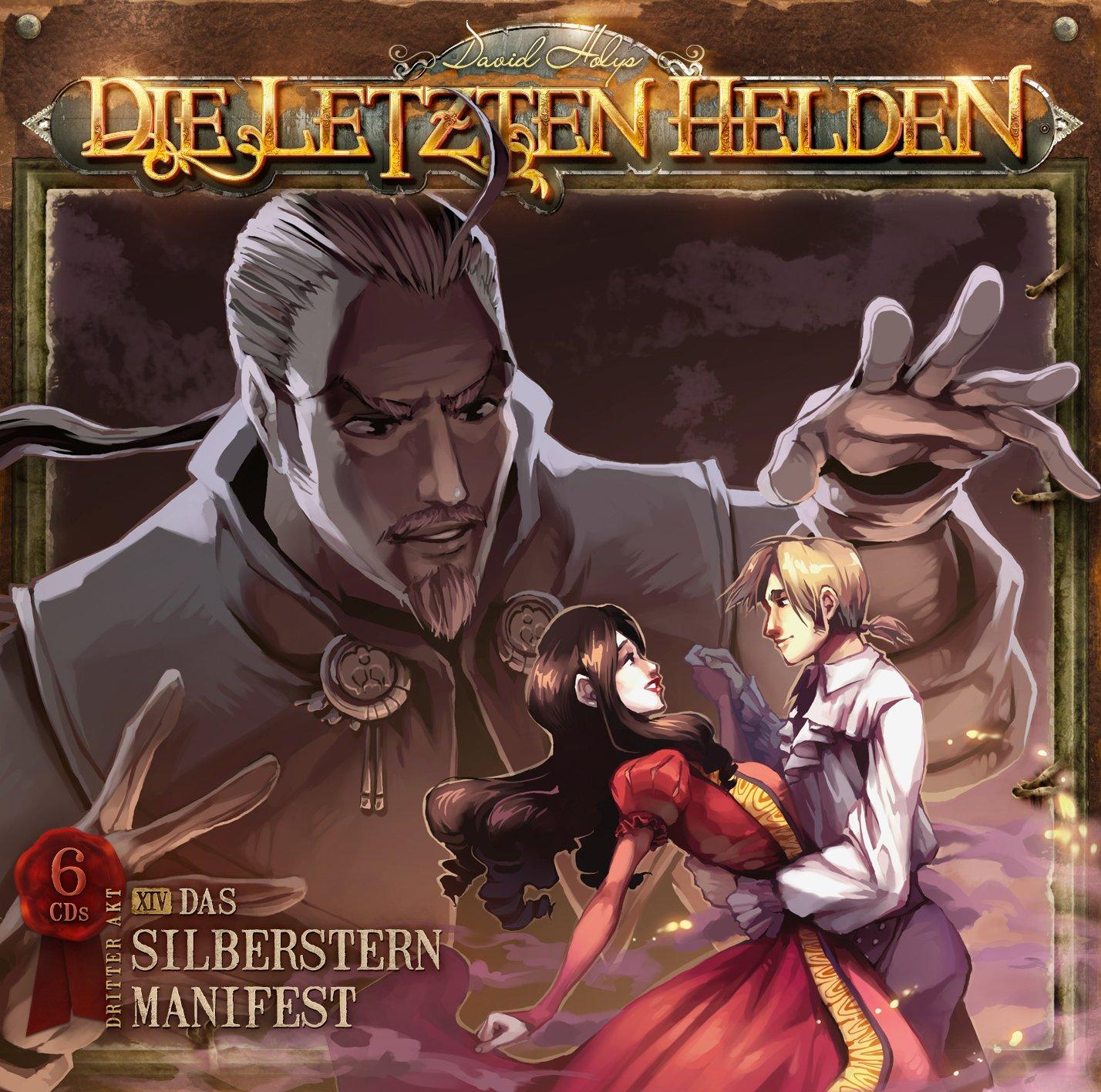 Die letzten Helden (14) Das Silberstern Manifest (Holysoft)