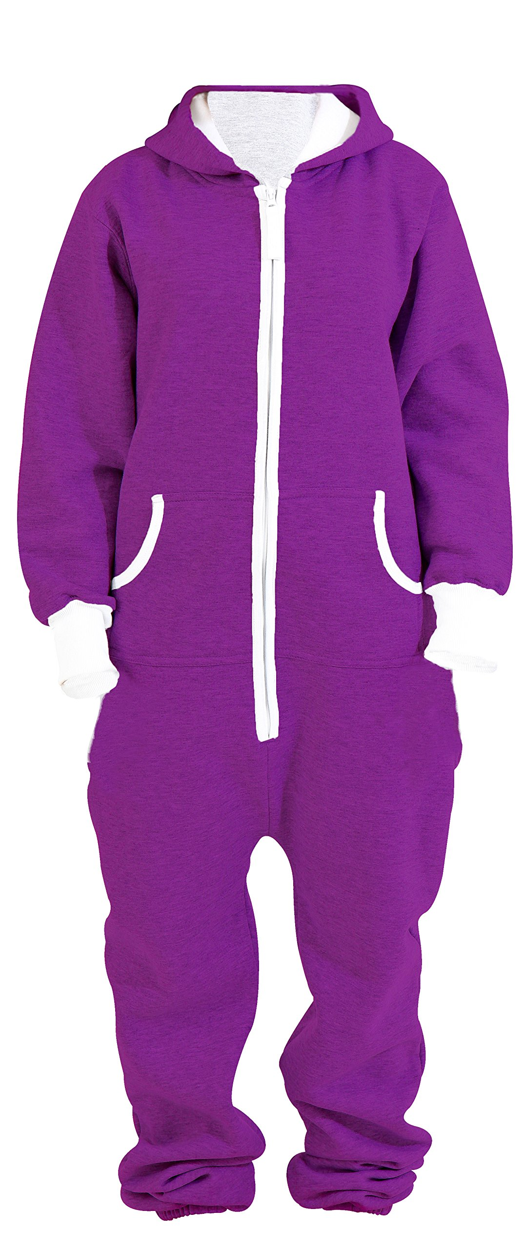 Purple Fashion Loungewear Onesie for Women