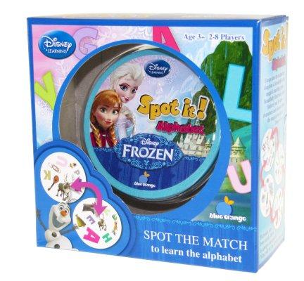 spot it frozen edition