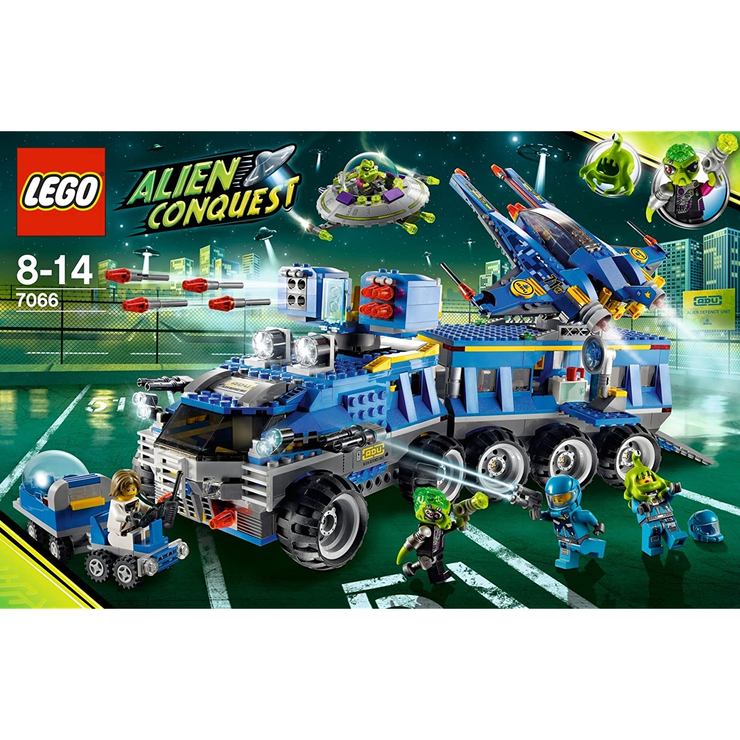 Lego Earth Defense HD 7066