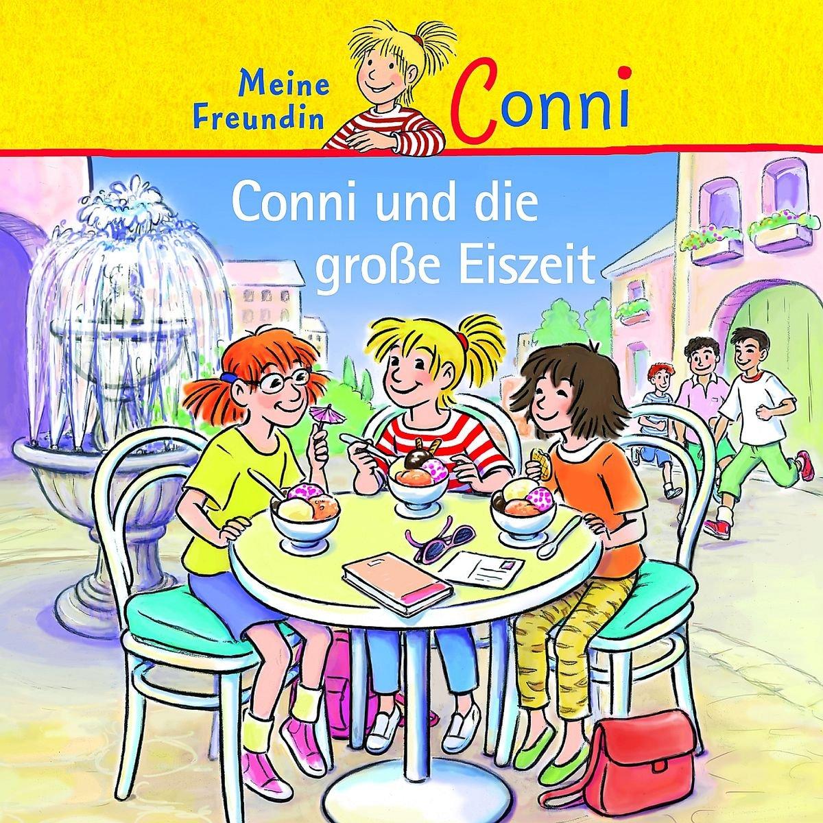 Meine Freundin Conni (39) Conni und die große Eiszeit (Universal / Silberfisch)