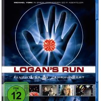 Logan's Run : Flucht ins 23. Jahrhundert / Regie: Michael Anderson. Darsteller: Michael York, Jenny Agutter, Richard Jordan, Peter Ustinov ...