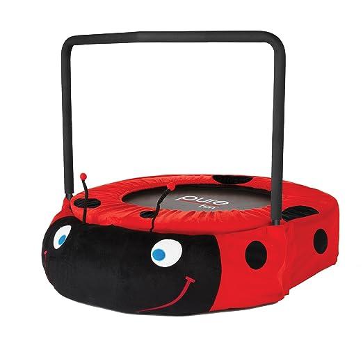 Pure Fun Ladybug Jumper Trampoline