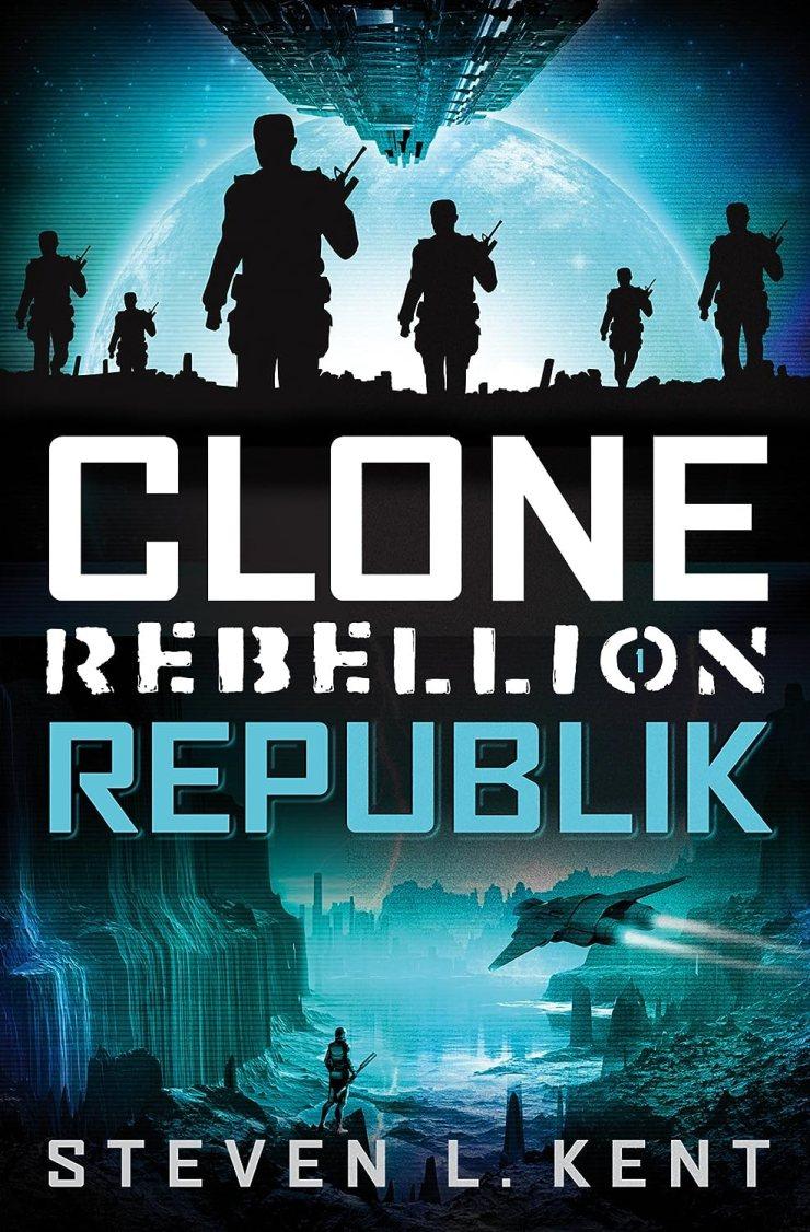 Clone Rebellion 01 Republik Book Cover