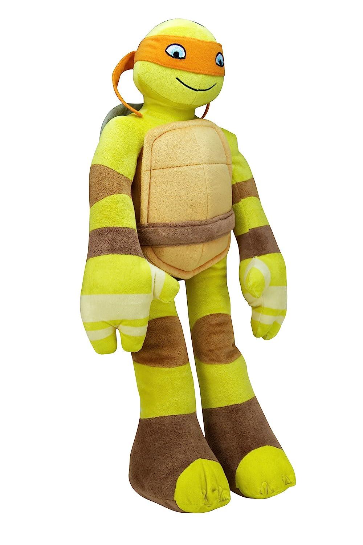 Ninja Turtle Stuffed Animal (Throw Pillow) Michelangelo