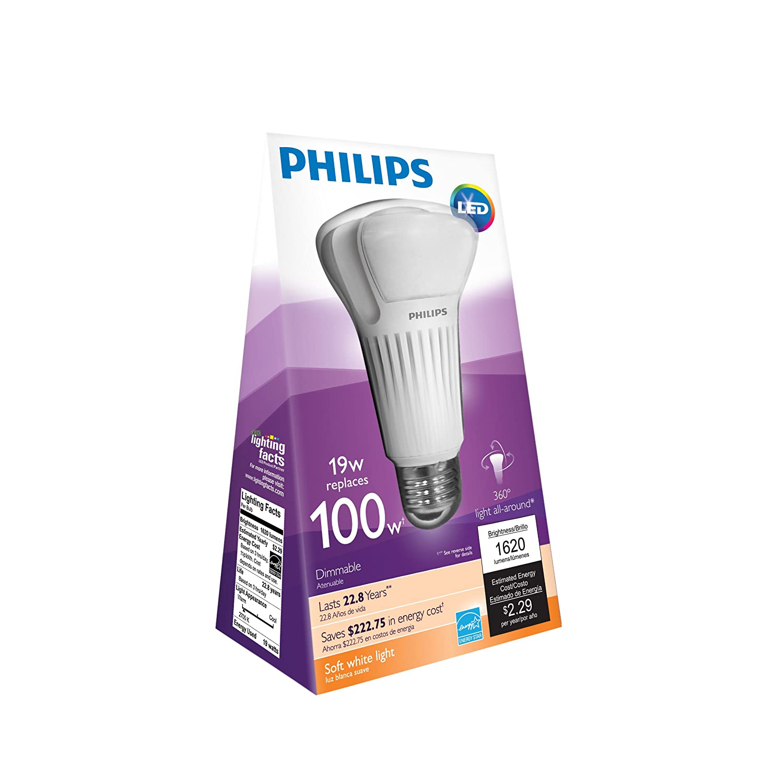 75 Watt Incandescent Light Bulbs