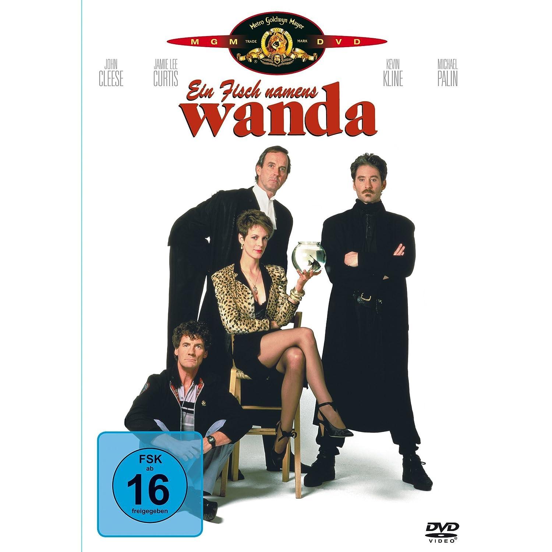 Ein Fisch namens Wanda [DVD], ca. 8 Euro