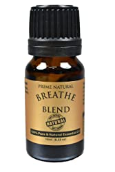 Prime Natural Breathe Essential Oil Blend
