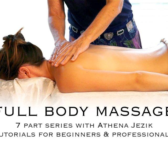 Full Body Massage W Athena Jezik On Amazon Prime Instant Video Uk
