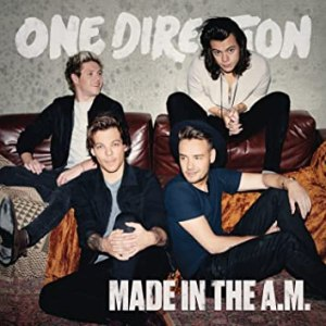 "One Direction ""Made in the A.M."""