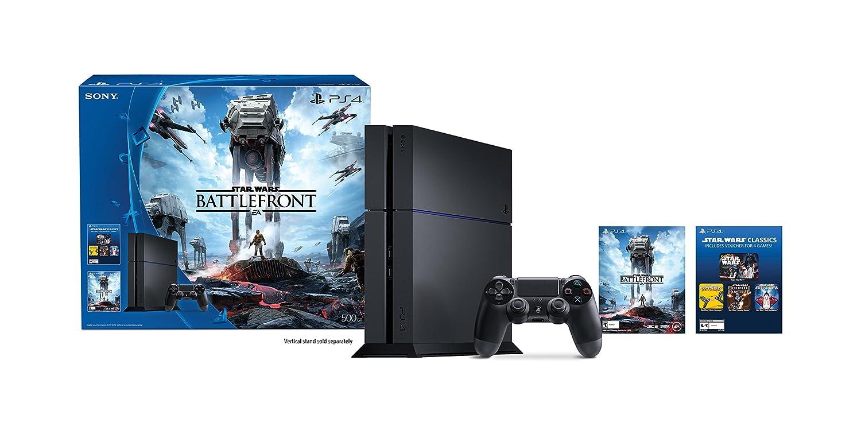 Star 4 Wars Bundle Playstation