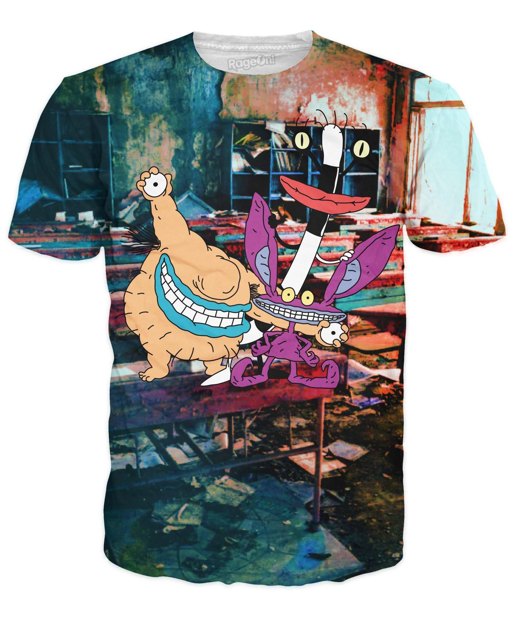 Men's Ahh! Real Monsters T-Shirt