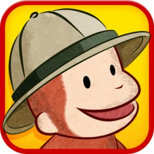 Curious George At The Zoo Sunny Safari Appstore For Android