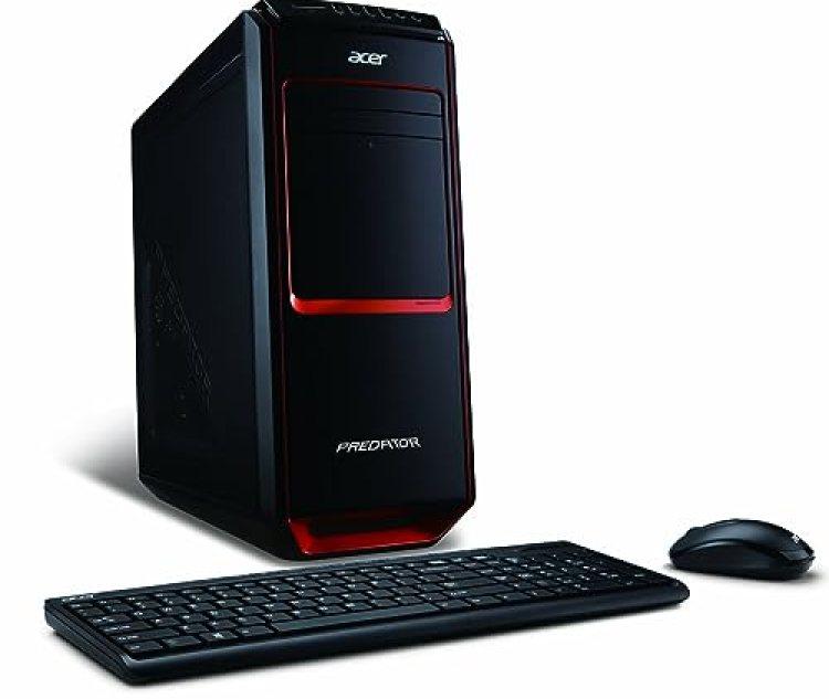 Acer Predator Gaming Desktop (Black)