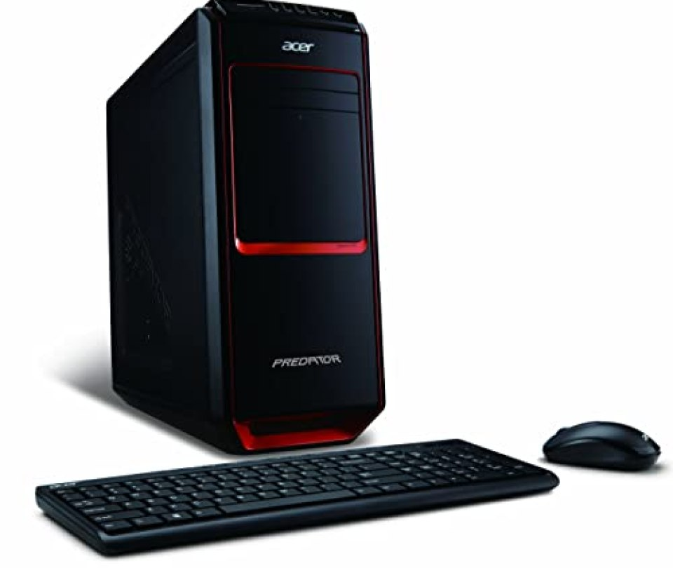 Acer Predator Gaming Desktop (Black)
