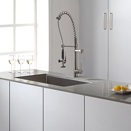 The 5 Best Kitchen Faucets in 2019 (The Best Bang For Your Buck!) 4