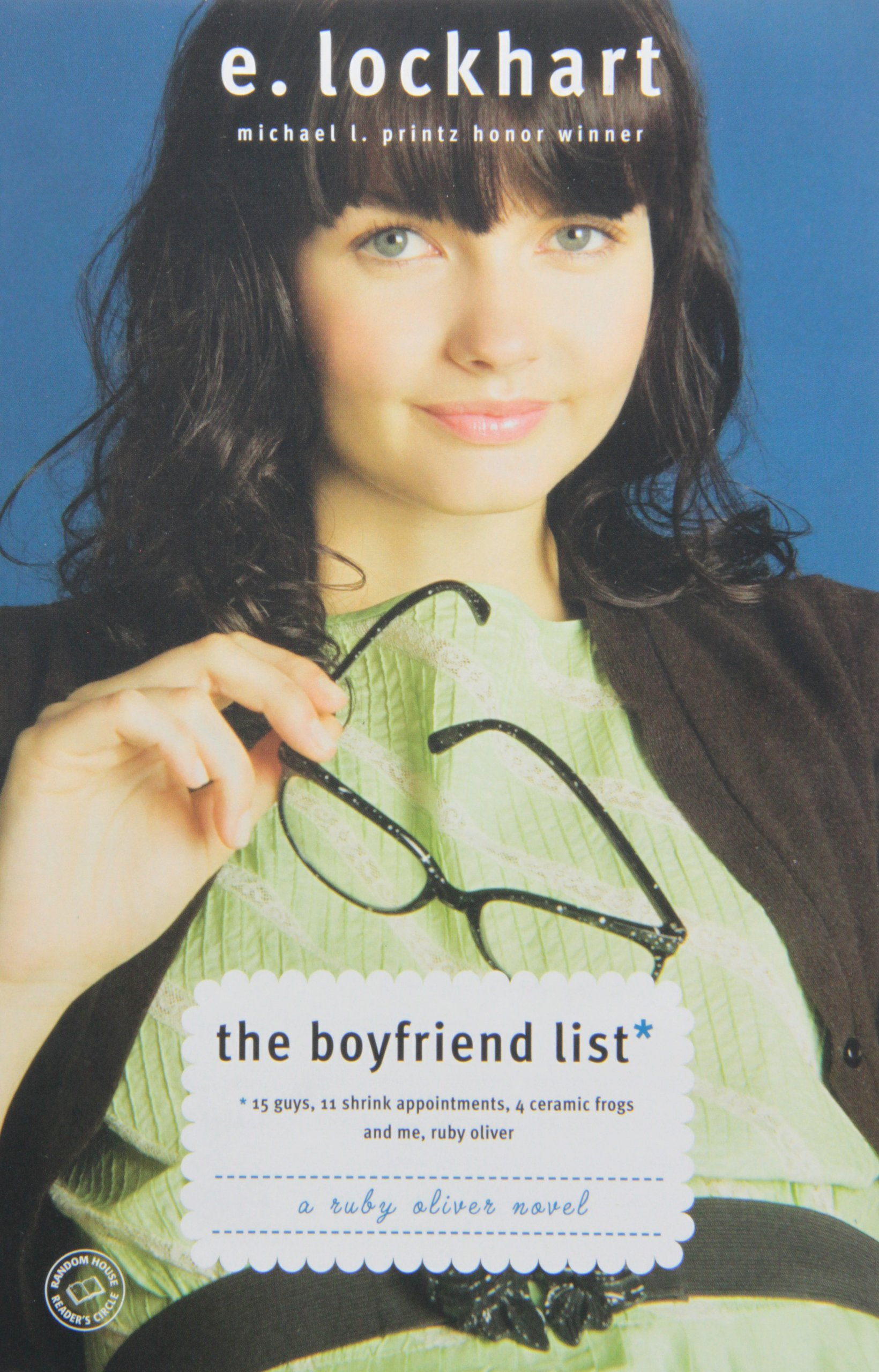 Image result for the boyfriend list book cover amazon