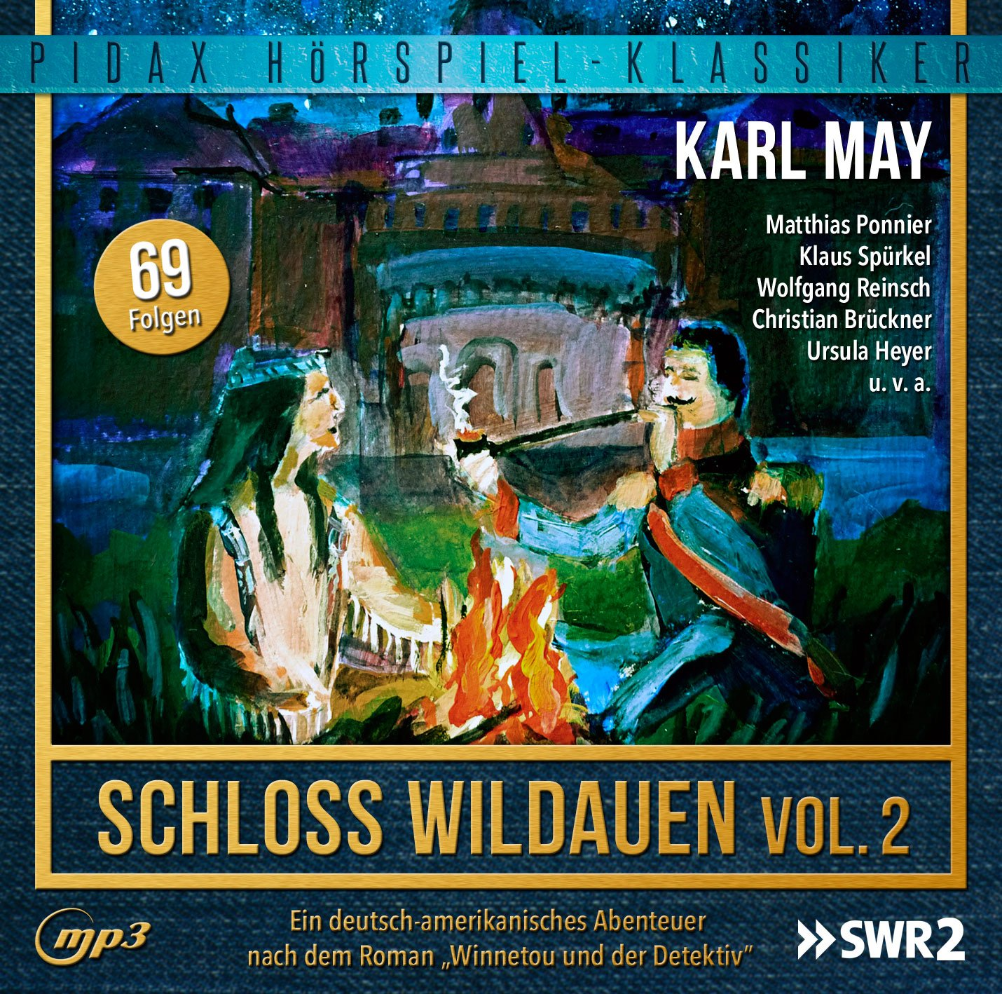 Karl May - Schloss Wildauen - Vol. 2 (pidax)