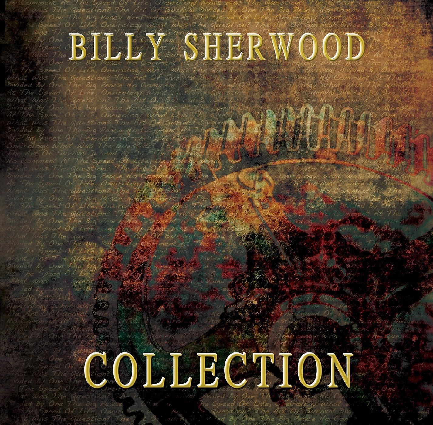 BILLY SHERWOOD Divided By One / Collection