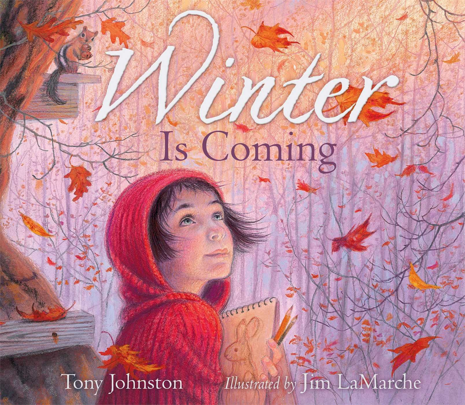 """With The Simple Line €�winter Ising"""" This Picture Book Aptly Titled  Winter Ising By Tony Johnston And Illustrated By Jim Lamarche Is Great  For Just"""