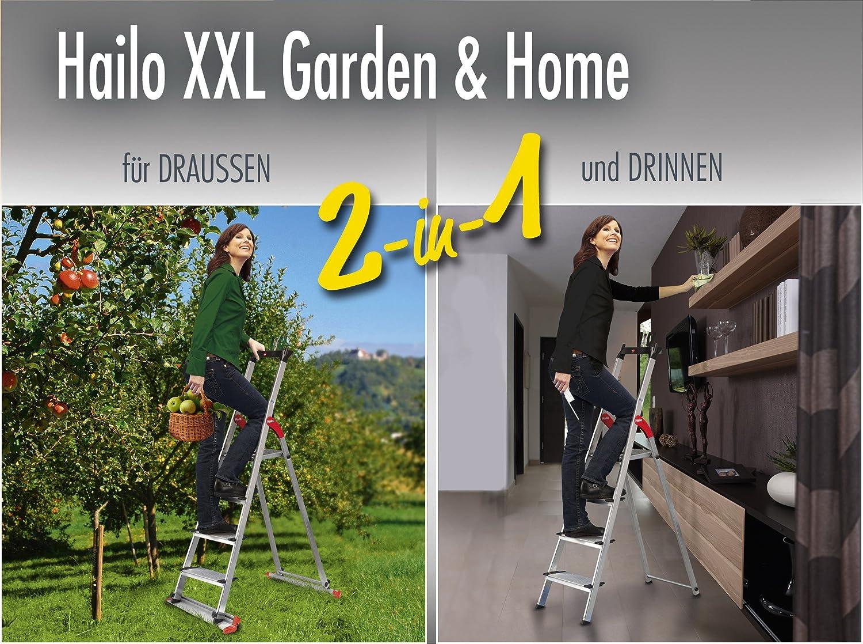 Hailo Xxl Garden Home 5 Stufig