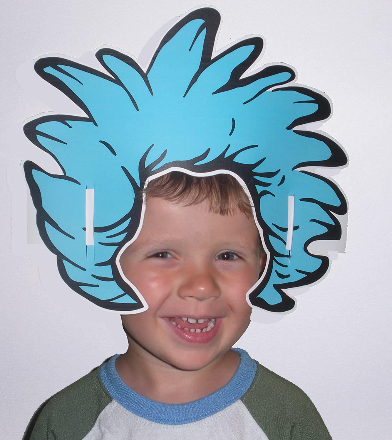 Eureka Dr Seuss Thing Hair Wearable Hats 32 Hats Approx 8 Tall Each New F