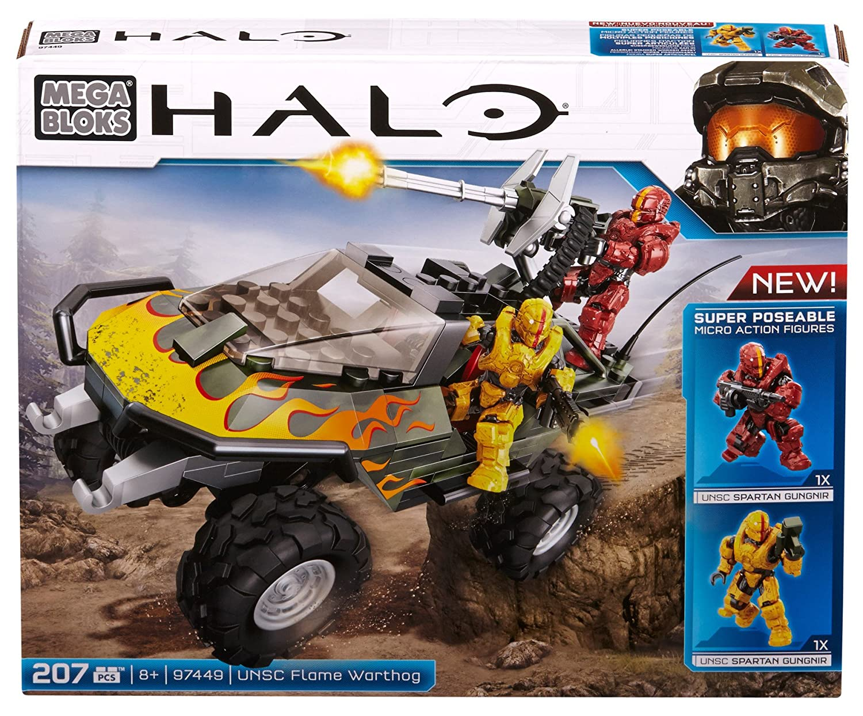 Mega Construx Halo Heroes Series 8