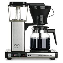 Technivorm Moccamaster KB 741 10-Cup Coffee Brewer